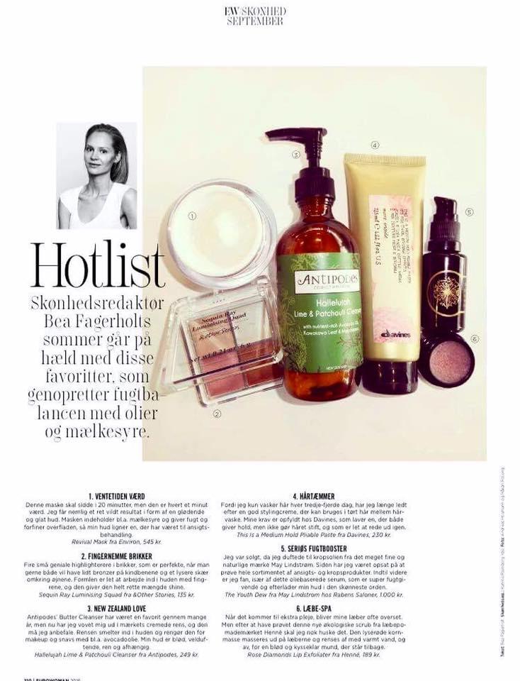 Press - Henné Organics